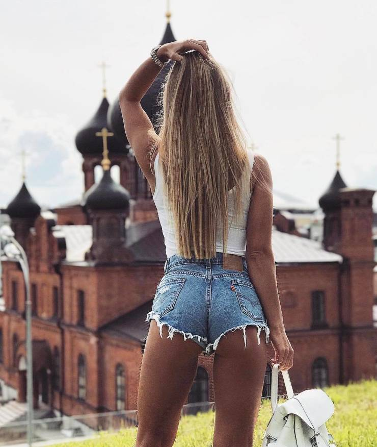 Shorts Are Never Too Short!