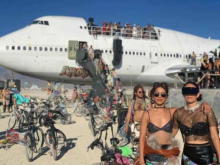 """No One Will Be Able To Douse These """"Burning Man 2019"""" Photos"""