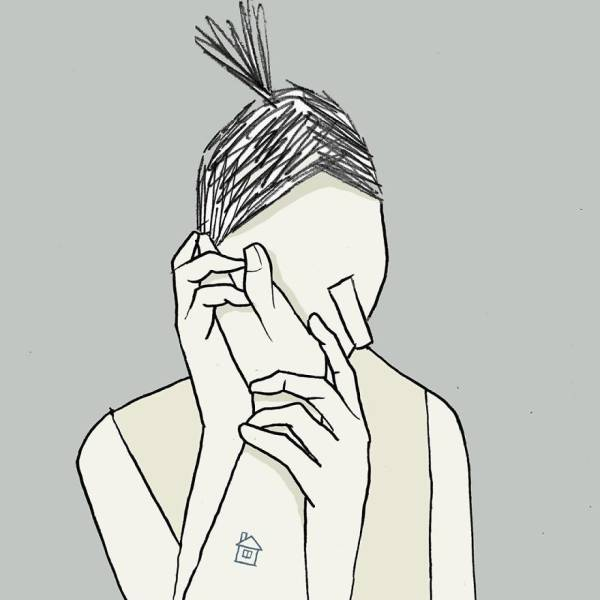 Yuval Robichek's Illustrations Will Make You Think. A Lot
