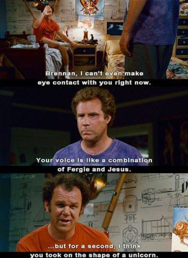 """""""Step Brothers"""" Quotes Are Hilariously Brutal"""