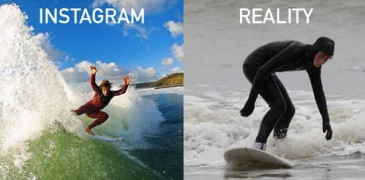 Real Life You Vs. Internet You