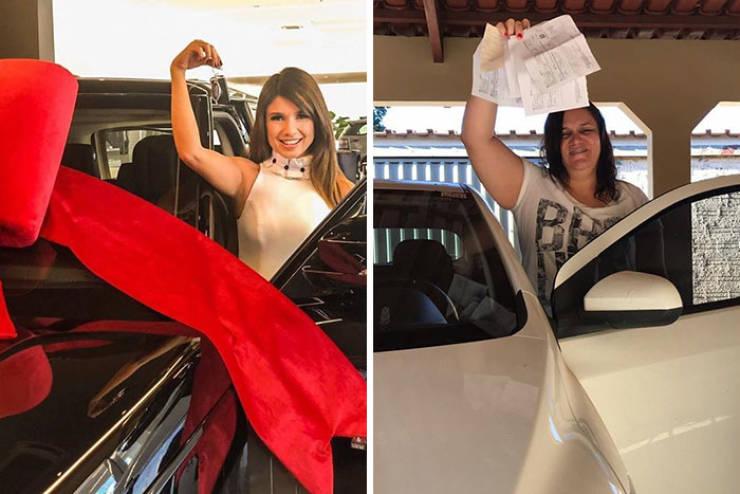 "Brazilian Woman Hilariously Recreates ""Stylish"" Photos"