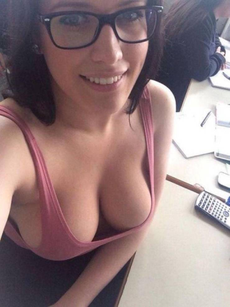Glasses Only Double The Beauty!
