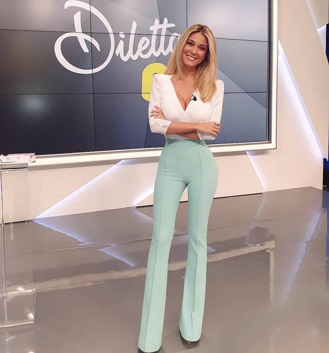 Diletta Leotta Looks Like The Sexiest Sports Broadcaster In The World