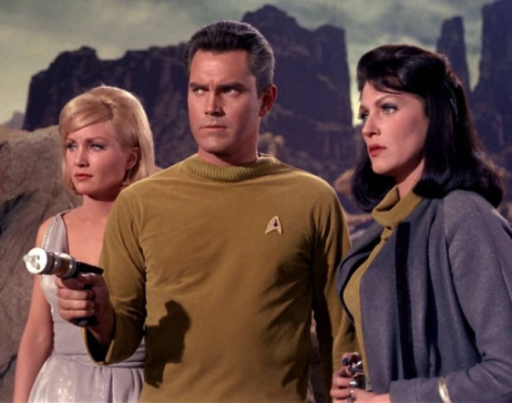 "A Galaxy Of ""Star Trek"" Facts"