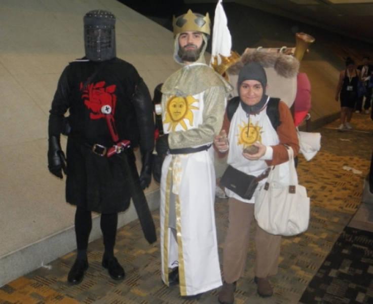 When Movies Inspire Halloween Costumes