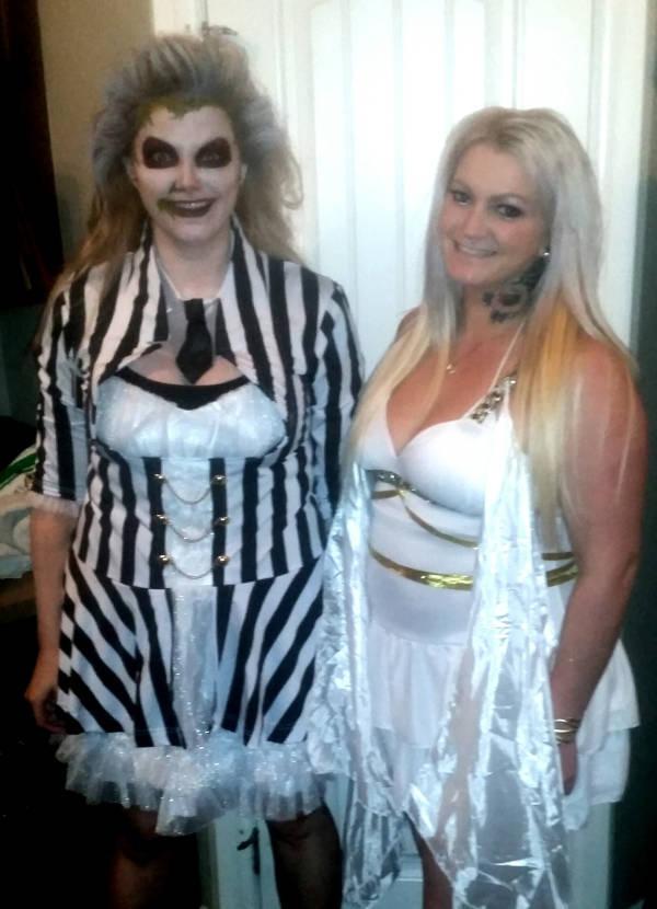 Different Girls – Different Halloween Costumes