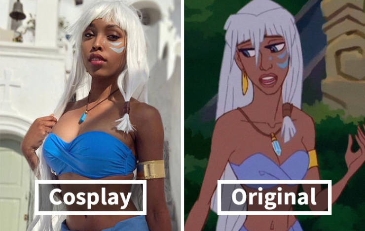 This Cosplay Girl Can Turn Herself Into Anyone She Wants!