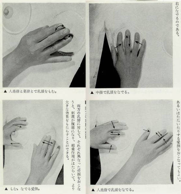 This Japanese Sex Guide From The 60's Is Way Too Explicit