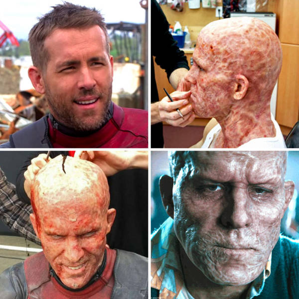 What Hollywood Make Up Magic Is Capable Of