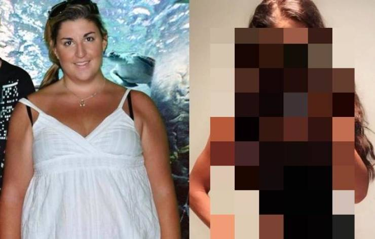 Overweight Mom Loses 55 Kilos And Turns Into A Beauty