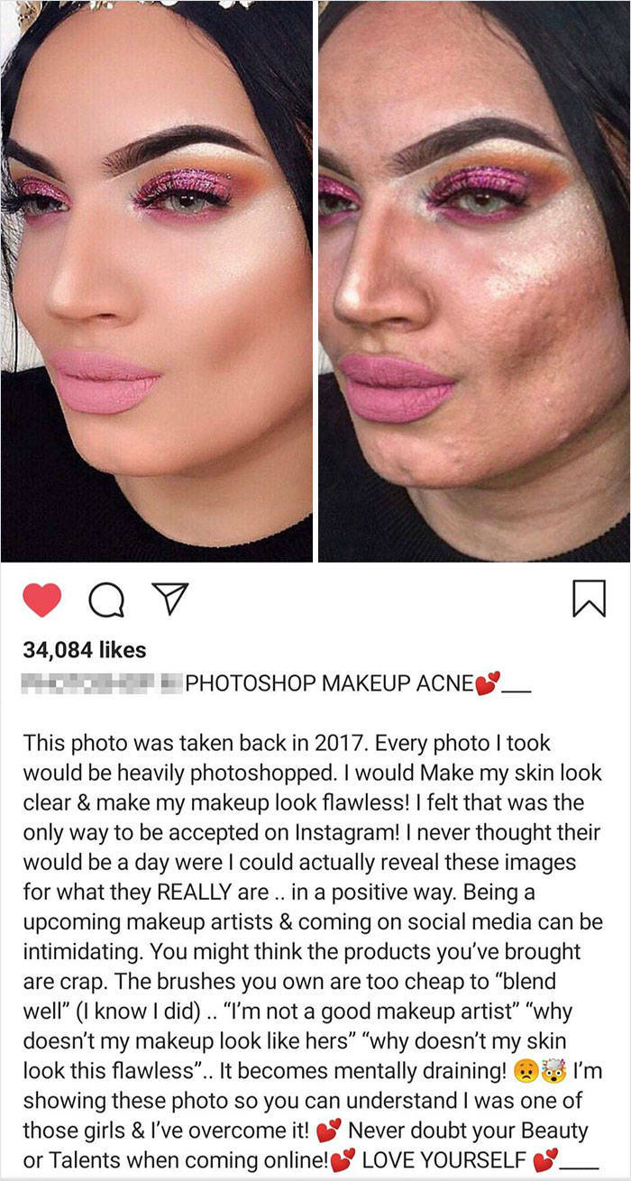 Instagram Models Who Are Not Afraid To Show Their Real Looks