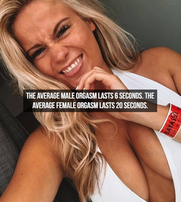Get Hot With These Sex Facts