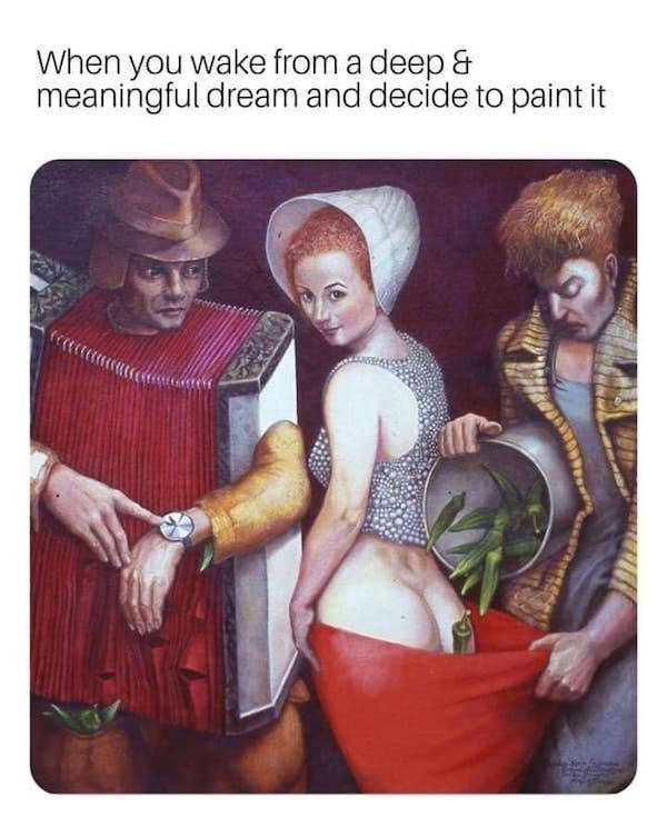 Historical Facts With A Touch Of NSFW
