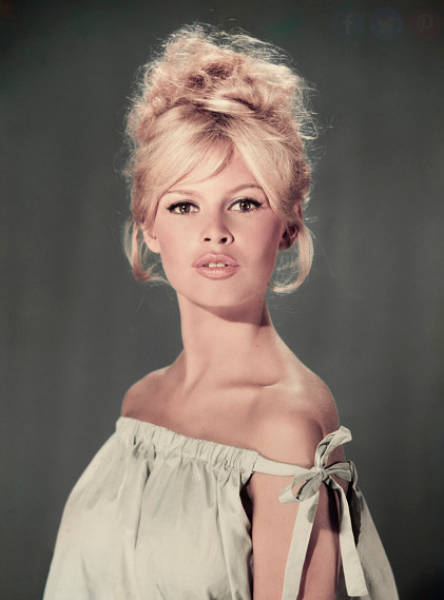 The Beauty Of Women From The '60s