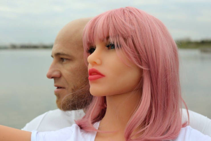 Kazakhstan Bodybuilder Finds The Love Of His Life… In A Sex Doll