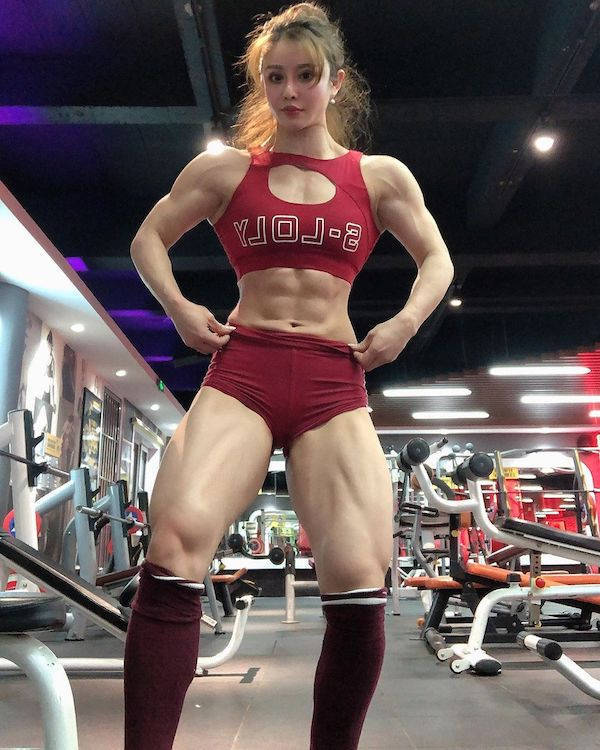 She's A Doctor AND A Bodybuilder!
