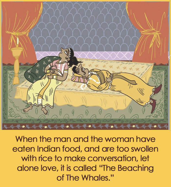So This Is What Married Kama Sutra Looks Like…