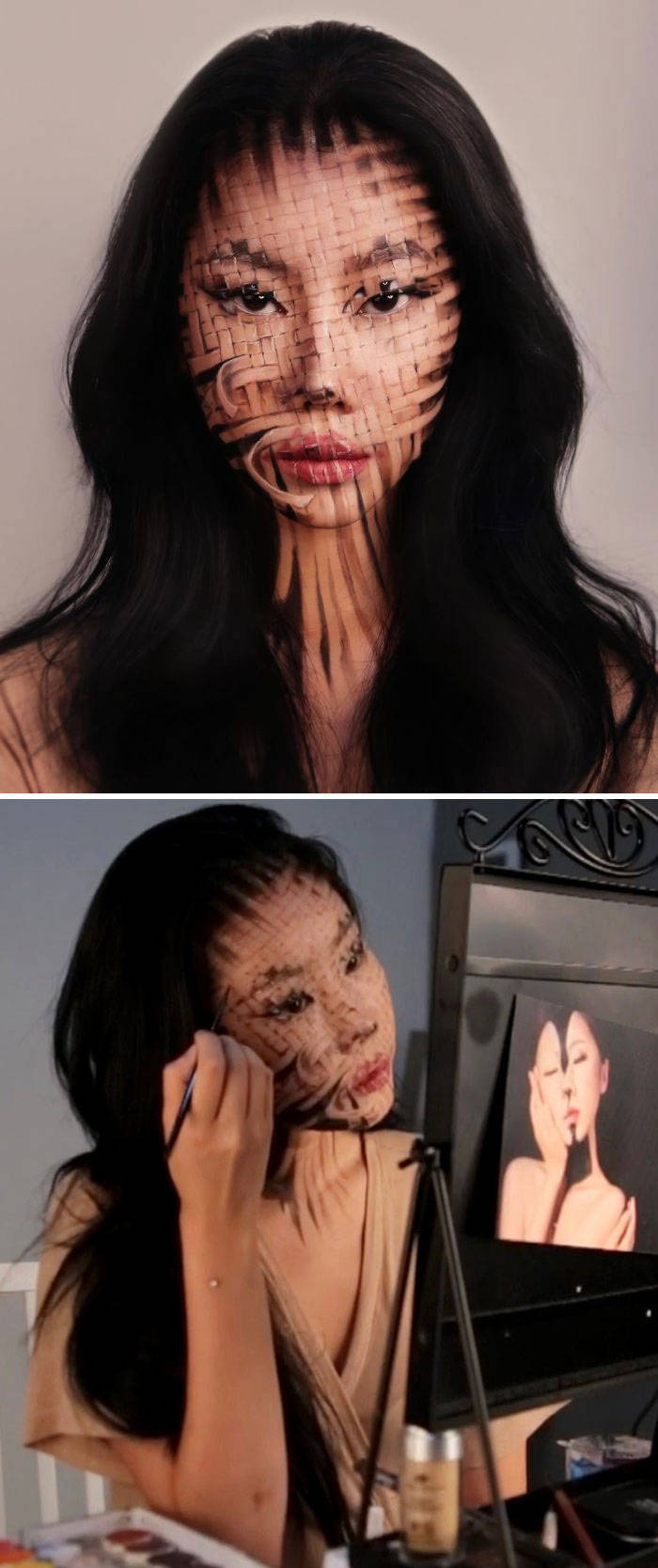 This Artist Can Seriously Mess With Your Eyes Using Her Makeup Skills