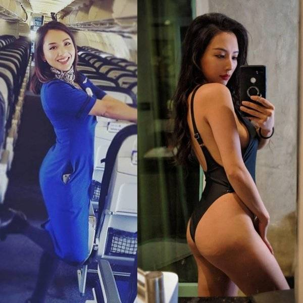 These Flight Attendants Will Have Your Attention, Please