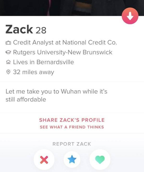Tinder Will Teach You What NOT To Do
