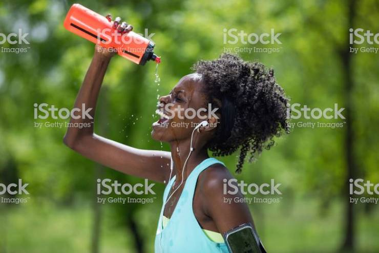 Do Women Even Know How To Drink Water?!