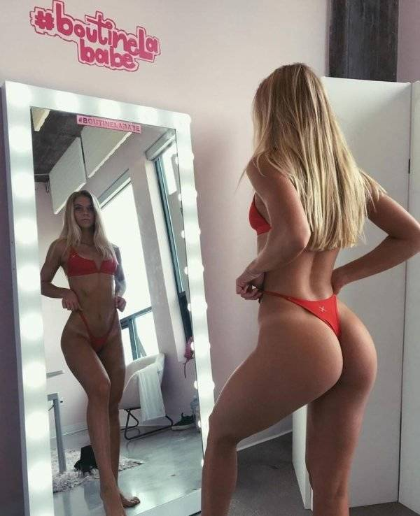 Hot Mirror Time!