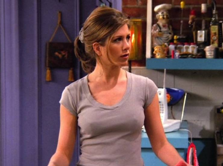 What's Colder Than Jennifer Aniston's Nipples?