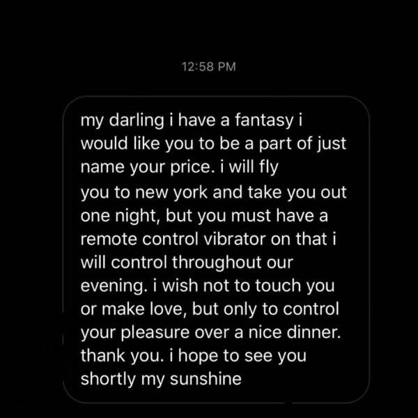 Instagram Model Shows The Worst DMs She Receives