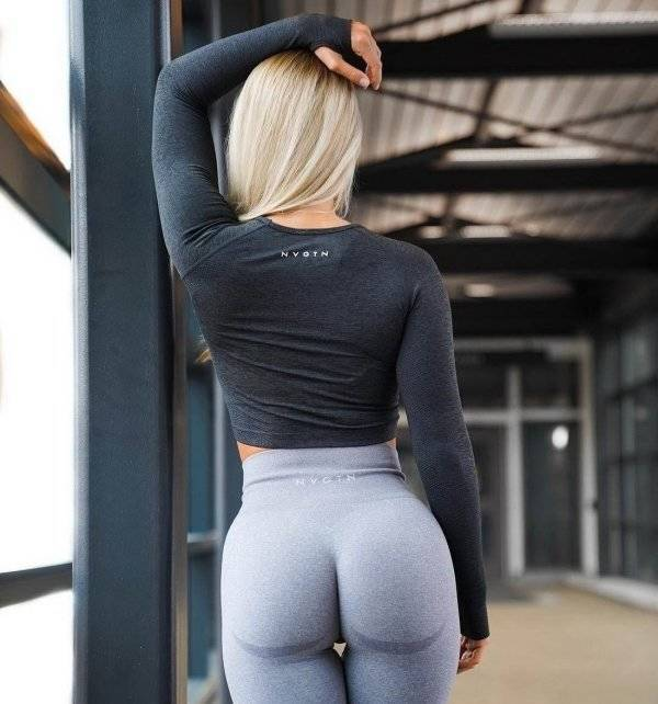 The Best Part About Yoga Is Yoga Pants