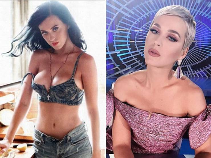 Sexy Celebs Who Decided To Change How They Look