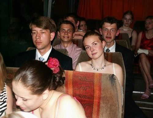 How to spoil a photo (103 pics)