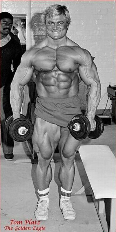 Mountains of muscles (47 pics)