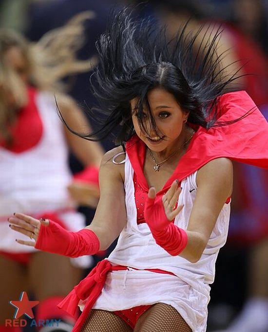 Russian cheerleaders. Part 2 (61 pics)