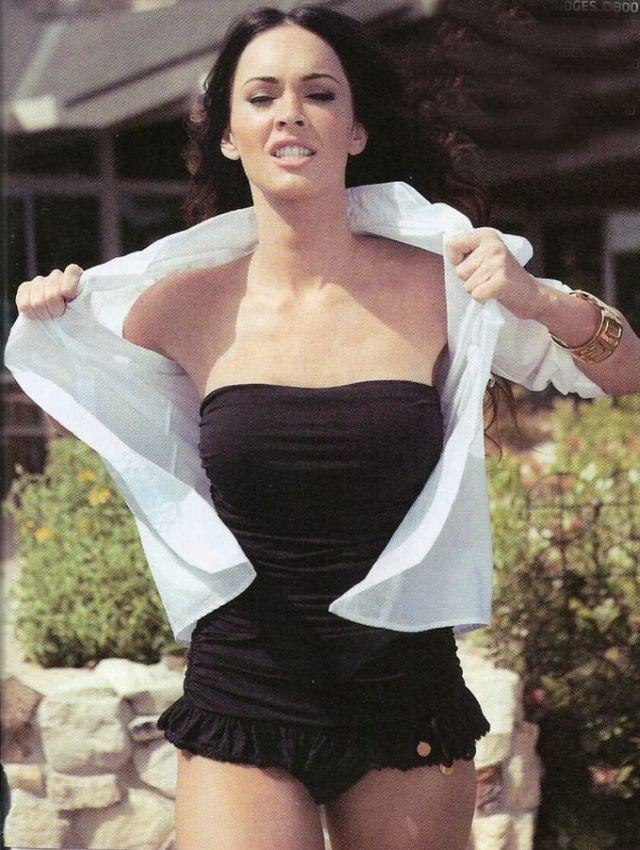 Megan Fox in GQ magazine (12 pics)