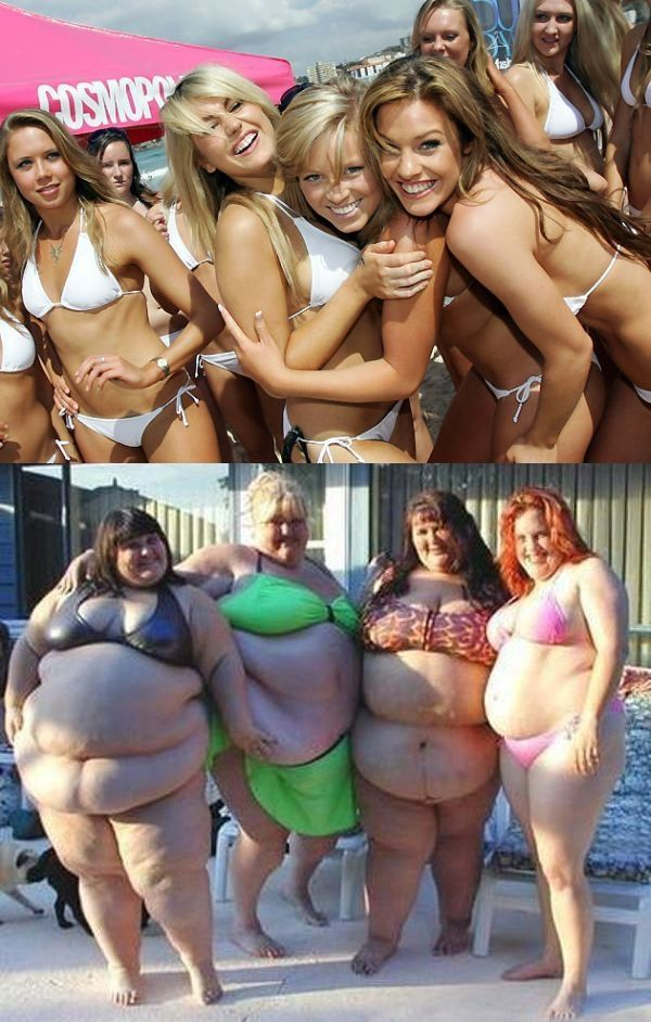 Let's talk extra weight (18 pics)