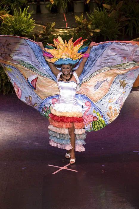 National costumes at Miss Universe 2009 (50 pics)