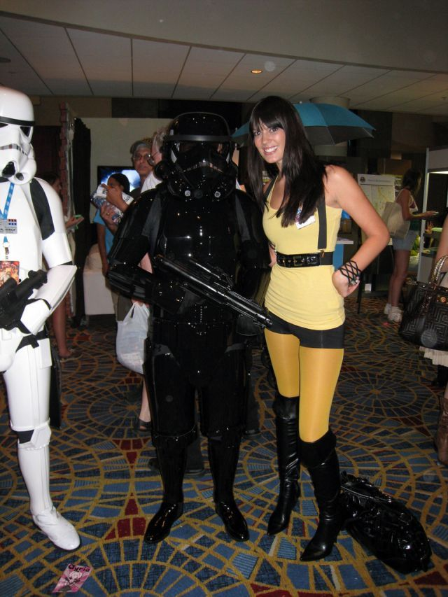 Cosplay girls from Dragon Con (41 pics)