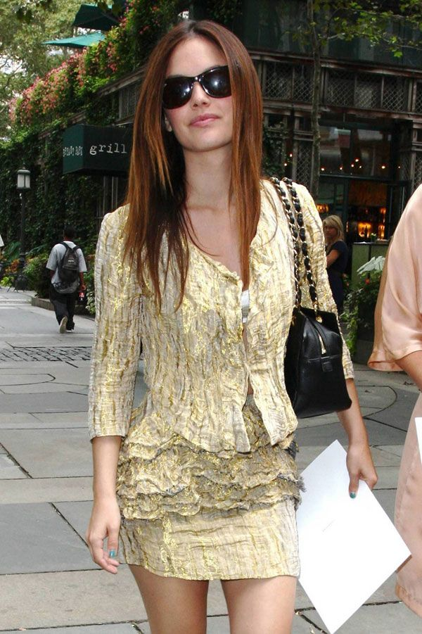The cute Rachel Bilson (9 pics)