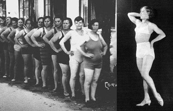 Soviet women + underwear = sexy: not really… (15 pics)