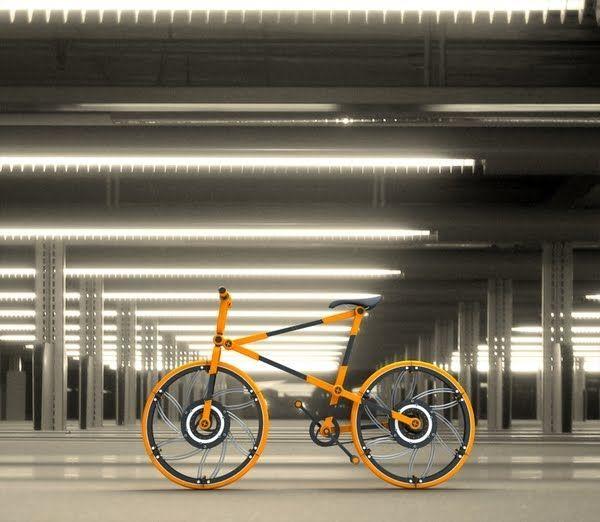 Cool bicycle (12 pics)