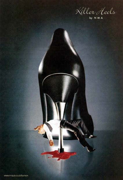 Compilation of the best banned ads (34 pics)