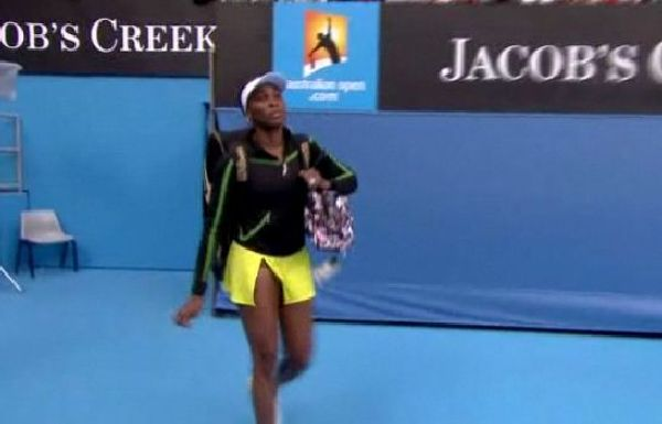 Venus Williams in a Very Short Skirt… (8 pics)