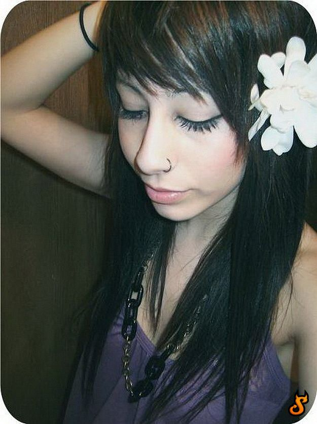 Do Emo Girls Appeal You? (75 pics)