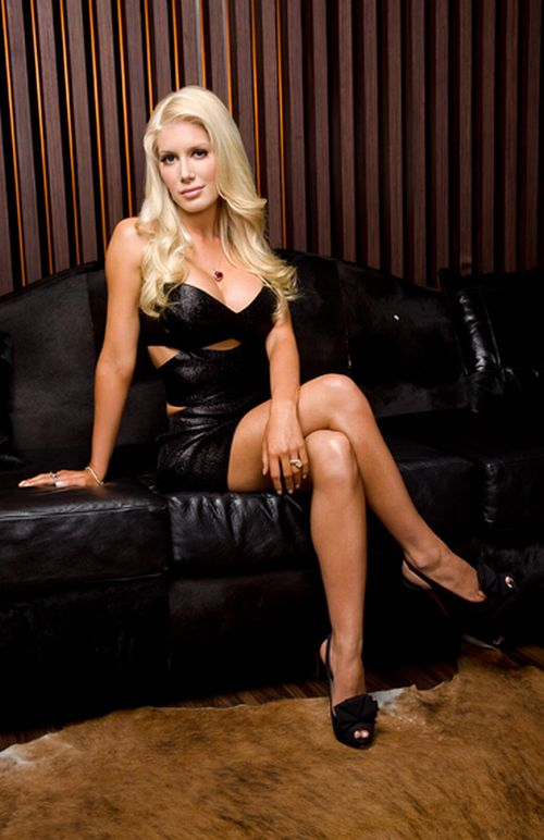 Heidi Montag Is Truly Delicious in This Dress (8 pics)