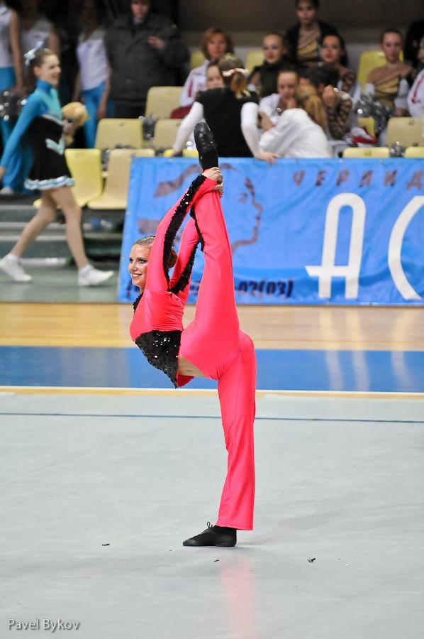 Russian Cheerleading Championship 2010 (38 pics)