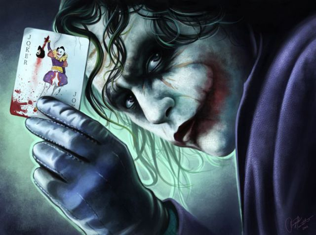 Let's Have a Joker's Smile! (36 pics)