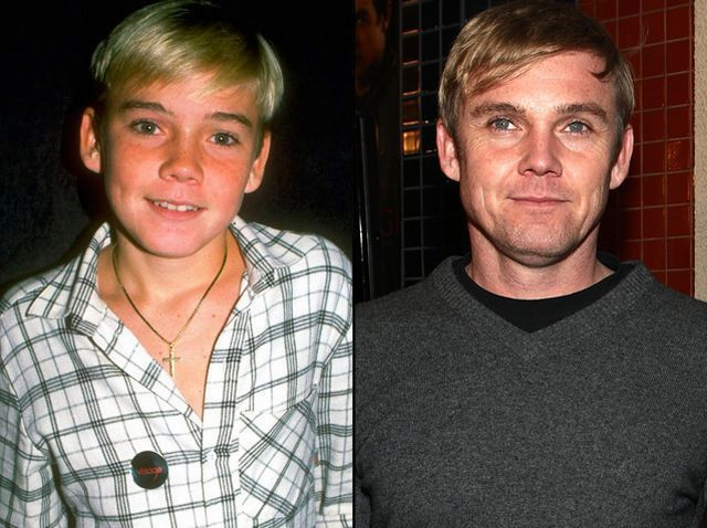Famous Children: Then and Now (46 pics)