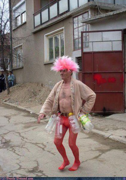 Examples of Anti-Fashion. Part 2 (72 pics)