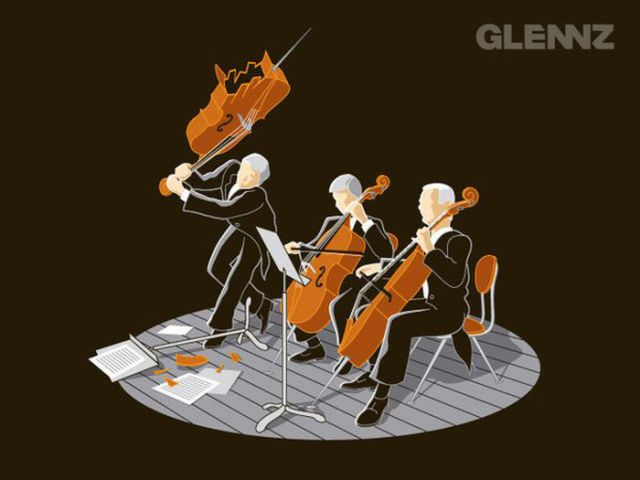 Awesome T-Shirt Designs (75 pics)